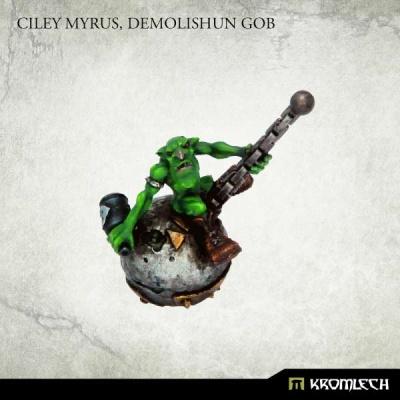 Ciley Myrus, Demolishun Gob
