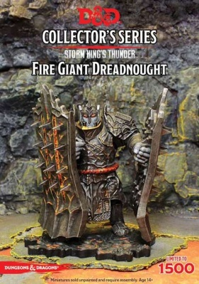 D&D: Storm Kings Thunder: Fire Giant Dreadnought