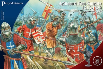 Agincourt Foot Knights 1415-29 (36)