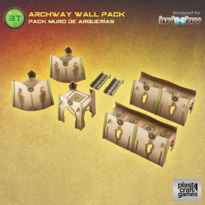 BOURAK Archway Wall Pack
