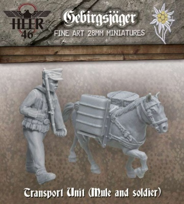 Gebirgsjäger Transport Unit