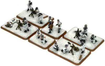 Jääkari Mortar Platoon (Winter)
