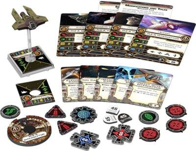 Star Wars X-Wing: M3-A-Abfangjäger Erweiterung-Pack