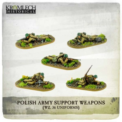 Polish Army Support Teams (5)