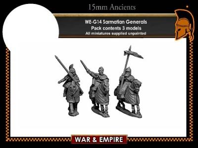 Sarmatian Generals