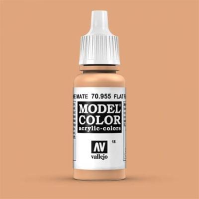 Model Color 018 Beige Hautfarbe (Flat Flesh) (955)