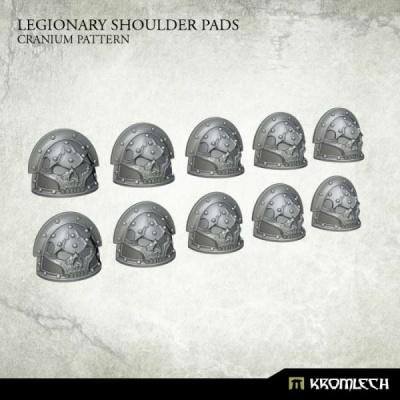 Legionary Shoulder Pads: Cranium Pattern (10)