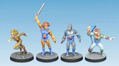 Beastman Heroes (4)