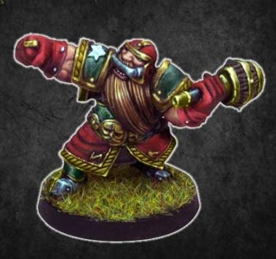 Dwarf Bomber