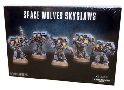 Space Wolf Sky Claws (MO)