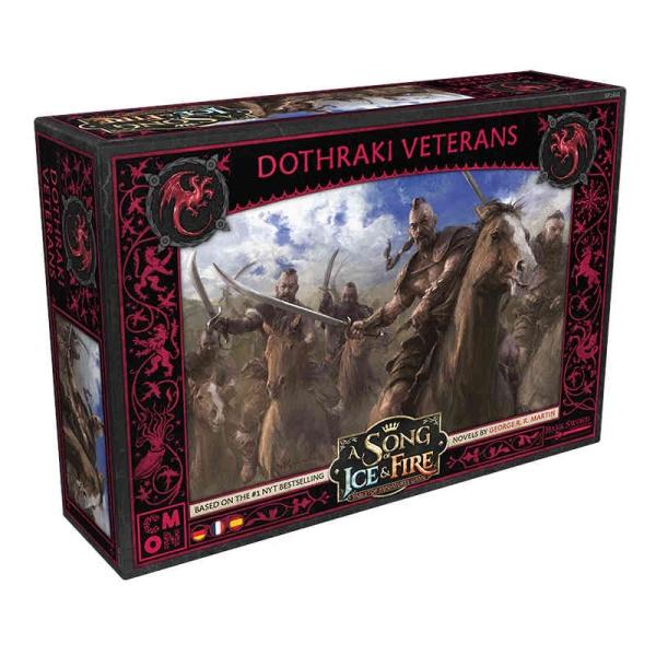 A Song of Ice & Fire - Dothraki Veterans - Erweiterung DE