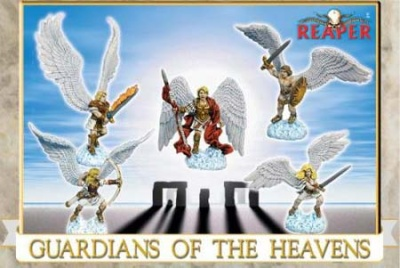 GUARDIANS OF THE HEAVENS - ANGELS