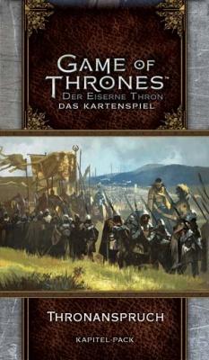GoT Kartenspiel: Der Eiserne Thron 2. Ed. D  Thronanspruch