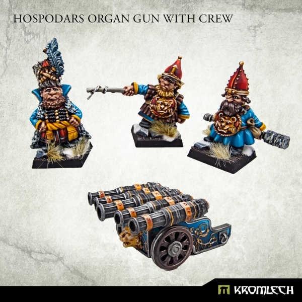 Hospodars Organ Gun with crew (4)