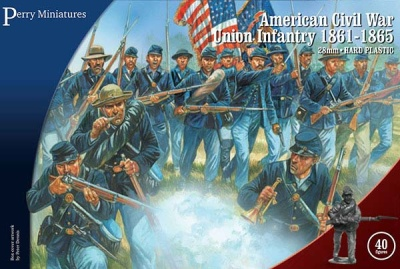 American Civil War Union Infantry 1861-65 (40)
