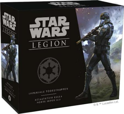 Star Wars: Legion - Imperiale Todestruppen