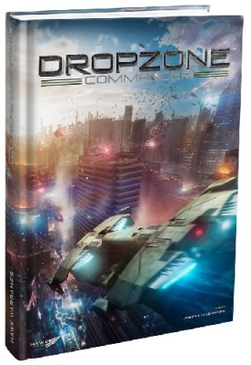 Dropzone Commander Regelbuch (deutsch)