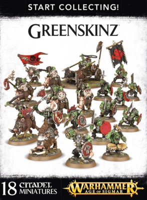 Battleforce Box Set: Greenskinz