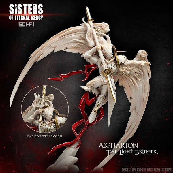 Aspharion, The Light Bringer (Sisters - SF)