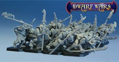 Orc Spear Regiment (10)