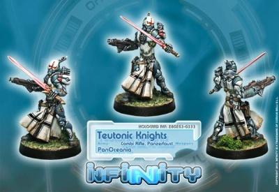 Teuton Knights (Combi Rifle, D.E.P.) (PO)