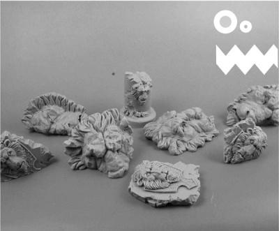 Lion Basing Kit (8)
