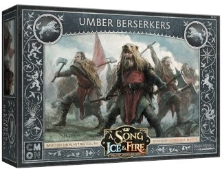 A Song of Ice & Fire: Umber Berserkers (dt)