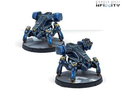 Copperbot Remotes (O-12)
