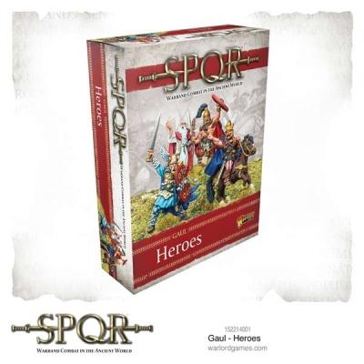 SPQR: Gaul - Heroes (4)