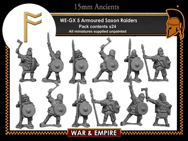 Saxon Armoured Raiders