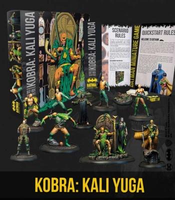 Kobra: Kali Yuga