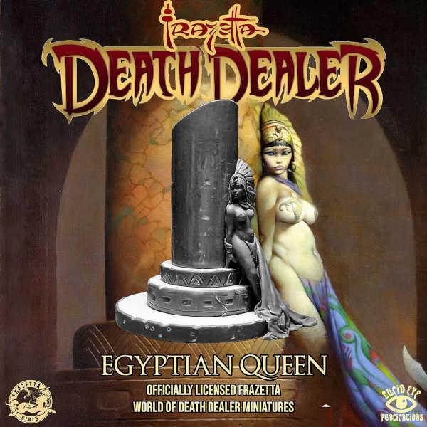 Death Dealer: Egyptian Girl