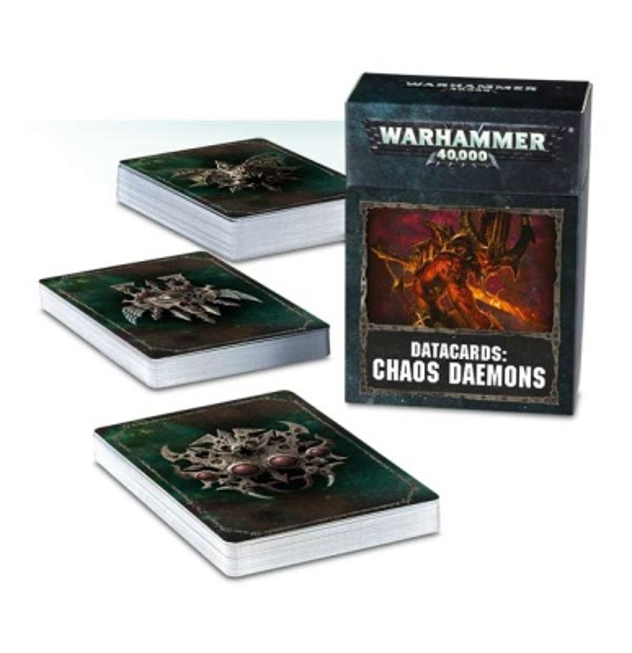 Datakarten: Chaos Daemons