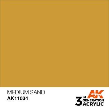 Medium Sand 17ml