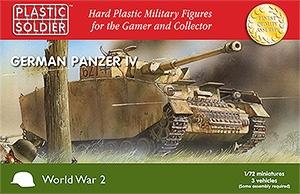 1/72: Panzer IV Tank (3)