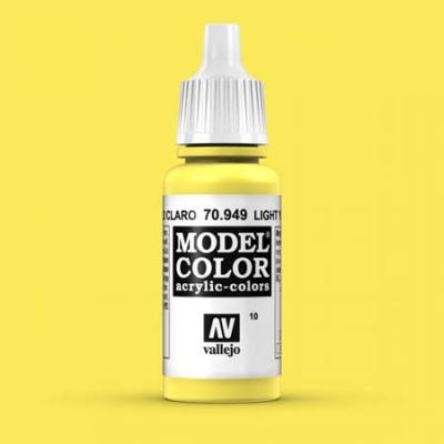 Model Color 010 Schwefelgelb (Light Yellow) (949)