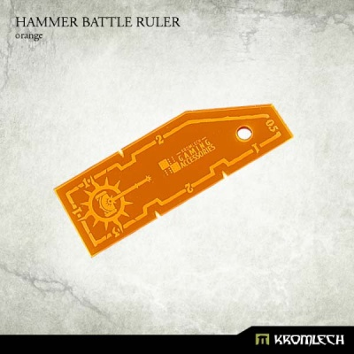 Hammer Battle Ruler [orange]
