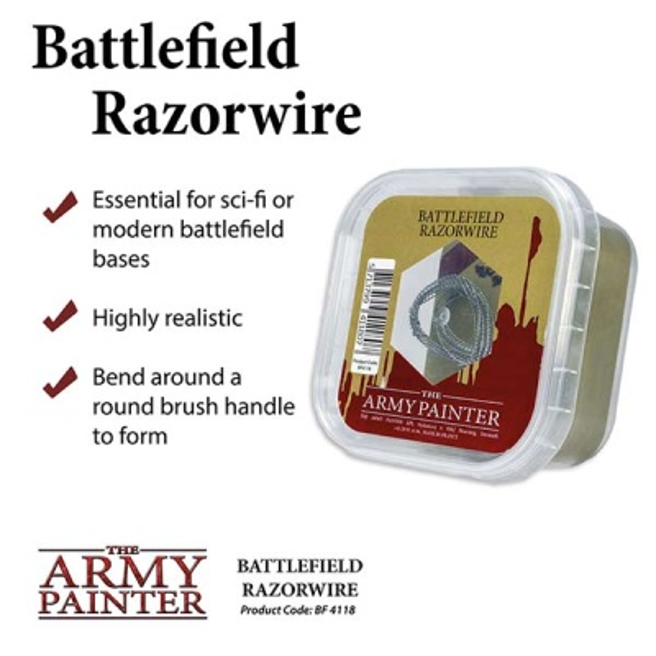 Basing: Battlefield Razorwire (2019)