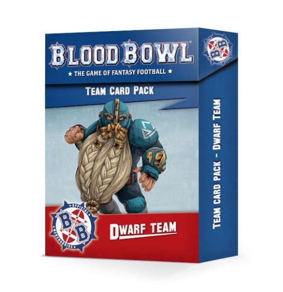 BB Kartenset: Zwergen Team