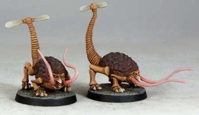 Rust Monsters (2)