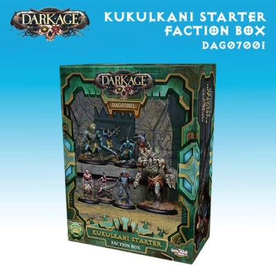 Kukulkani Faction Starter