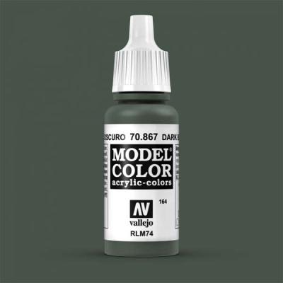 Model Color 164 Graublau Dunkel (Dark Bluegrey) (867)