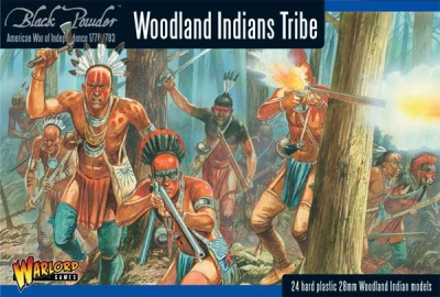 Woodland Indian Tribes (24)