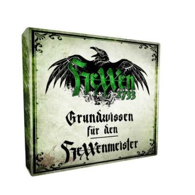 HeXXen1733: Spielkartenset Grundwissen für den HeXXenmeister