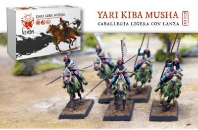 Yari Kiba Musha