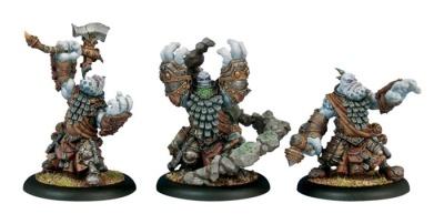 Trollblood Runeshapers (3 Models) (OOP)