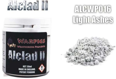 Alclad II PIGMENT: Light Ashes