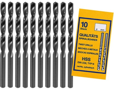 Metallbohrer 0,5mm