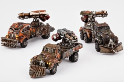 Resistance: Fire Wagon (3)