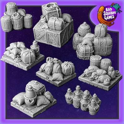 Cargo Supplies (8)